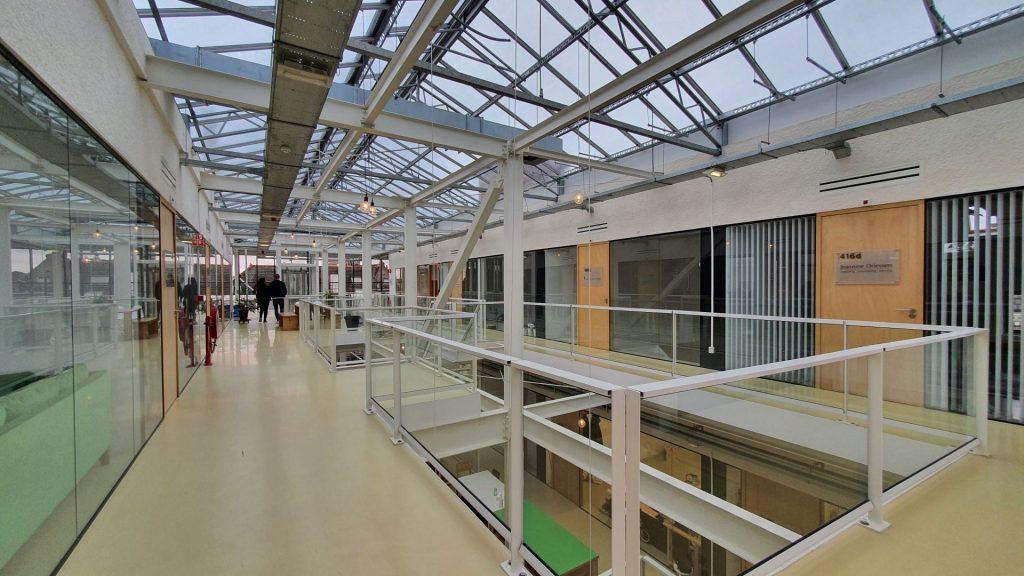 Bovenetage Kantoor Rotterdam