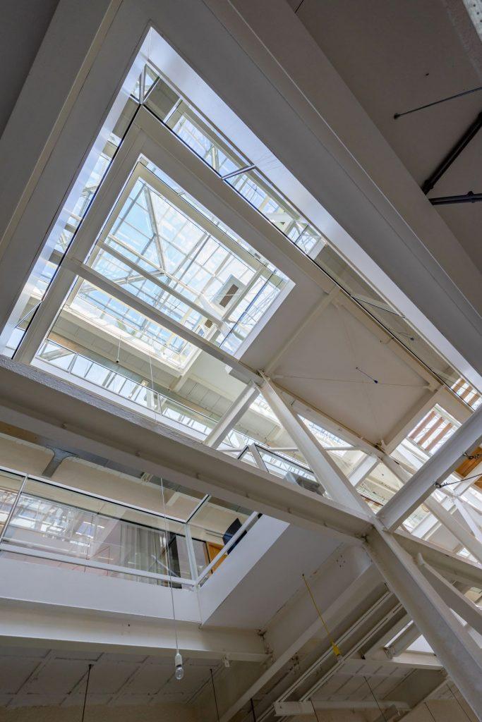 Atrium De Fabriek van Delfshaven Rotterdam