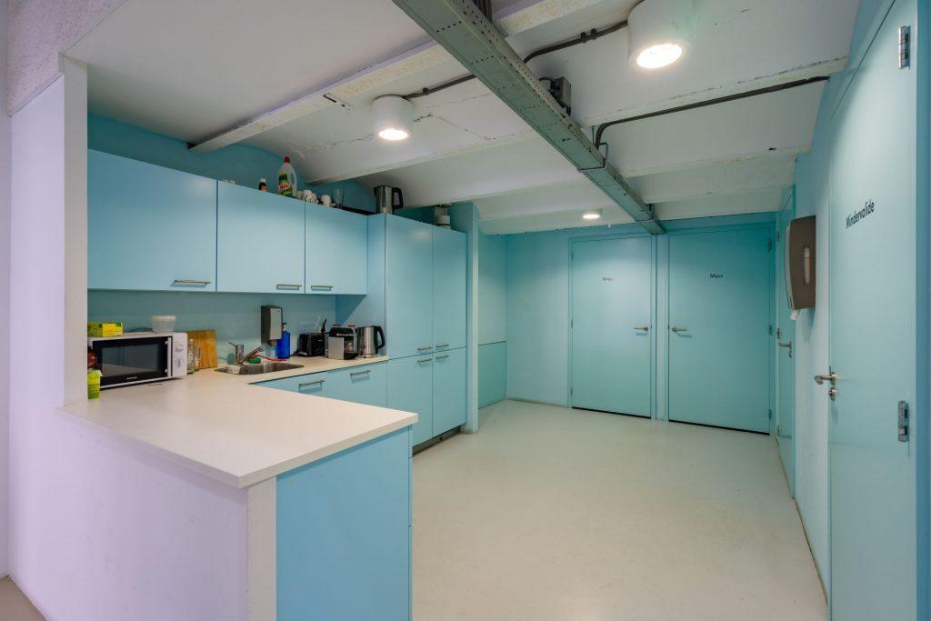 Keuken Souterrain De Fabriek van Delfshaven
